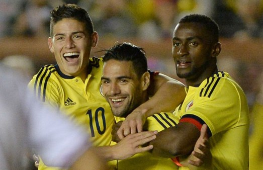Colombia Falcao1 - Cortesia Conmebol
