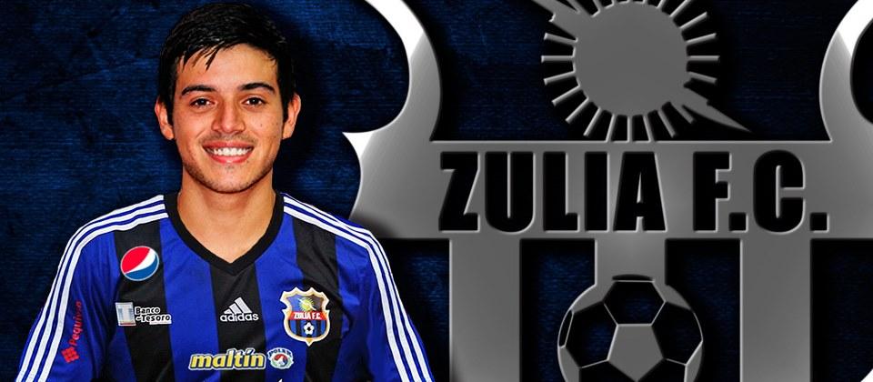 Zulia Junior Moreno - Cortesía ZFC