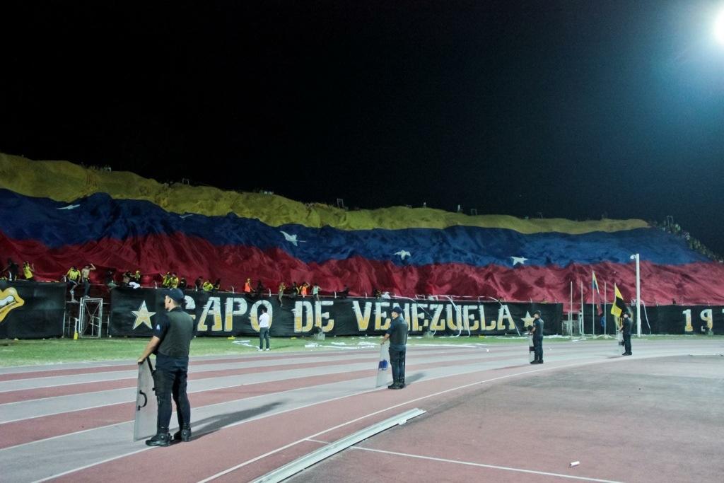 Deportivo Tachira FC Vs Yaracuyanos FC