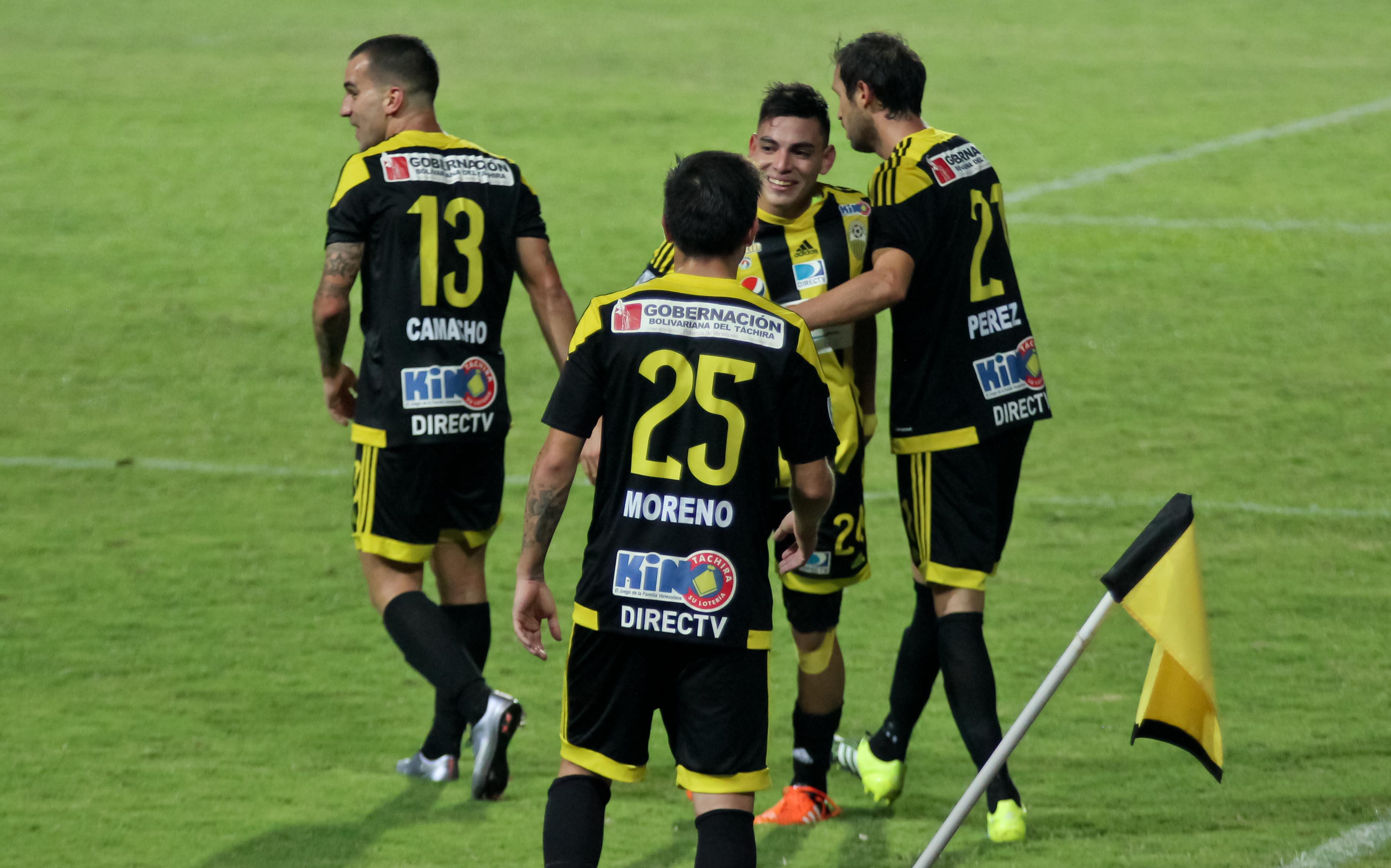 Prensa Deportivo Táchira