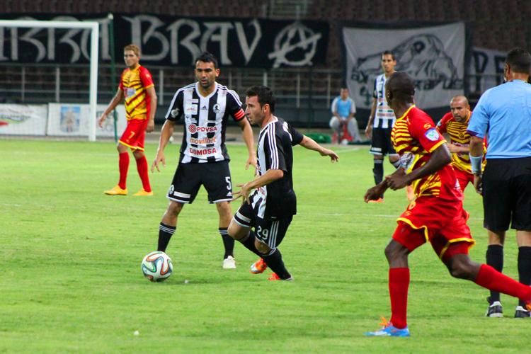 En el juego disputato en la ronda regular el Zamora se impuso 3-0. foto: prensa Zamora