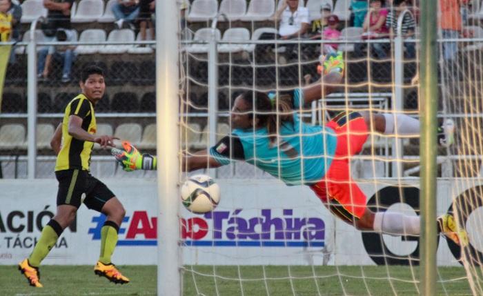 Deportivo Tachira FC Vs Monagas SC